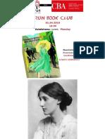 Presentation Virginia Woolf