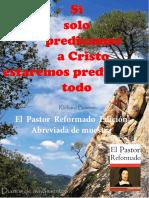 Richard Baxter El Pastor Reformado