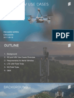 RWiren - 5G and UAV use cases - 2017