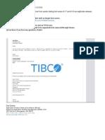 Tibco Software_Foresight EDISIM