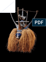 A Máscara Enquanto Objecto de Arte e Religião Entre os Yaka do Kuango