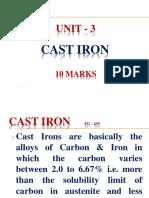 Ch - 3 Cast Iron.ppt