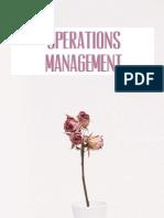 Operation Management Compressed