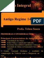 História Geral PPT - Absolutismo II