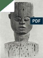 À la Recherche de l'Afrique das Negerplastik de Carl Einstein