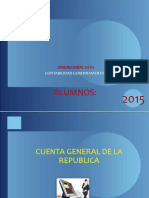 Cuenta General Dela Republica