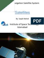 Navigation Satellites