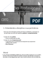 1 - Interações Profissionais