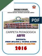 CARPETA WILSON ARTE 2016 IESAL.docx