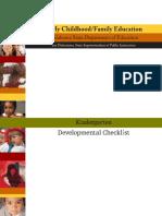 Early ChildhoodKChecklist (2)