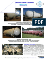 MISSISSIPPI TANK Stationary Tanks Brochure
