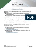 DBMS Accessing SQL DBA Assessment