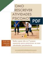 PSICOMOTRICIDADE - Como prescrever atividades psicomotoras.pdf