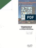 Tanenbaum, Andrew S. - OrganizaciAn de Computadoras. Un Enfoque Estructurado. Cuarta EdiciAn-Prentice Hall PTR (2000).pdf