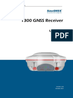 SinoGNSS T300 GNSS Receiver_User Manual_V1.05_ENG.pdf