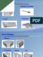 HVAC Diffusers Description