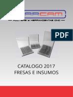 catalogo de fresas 2017
