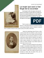 Johanna Van Gogh