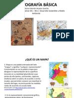 Presentación Cartografía Básica
