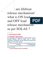 What are lifeboat release mechanism.docx