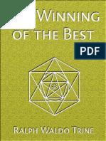 Winning of the best