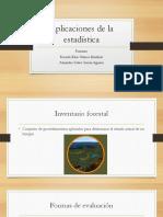 Aplicaciones de la estadística RICHARD.pptx