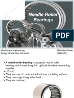 Needle Roller Bearings _3165171