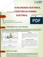 1. Semana 01 - Cargas Eléctricas & Fuerza Eléctrica