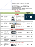 11-19 Ranger Accessory Price List-dl4wd