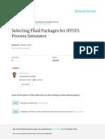 hysys tutorial