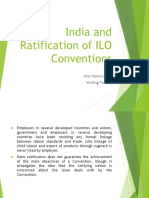 India and Ratification of ILO Conventions.pptx