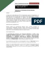 LA PLANIFICACIÓN POR COMPETENCIAS ..docx