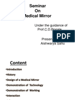 medical mirror  PPT1.pptx