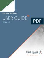 EnCase Forensic v8.07 User Guide.pdf