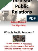 Rock Star Public Relations