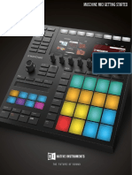 MASCHINE MK3 Getting Started English 2-7-10