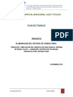 Plan de Trabajo Geologia Geotecnia Viluyo Laraqueri