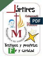 Mártires, Testigos y Profetas - Niños