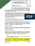 FO-08 Reglamento PAR Vecinal 2019