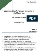 Shaikha Al-Jabir -Strategic Innovation