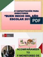 MONITOREO Y ACOMPAÑAMIENTO PEDAGÓGICO