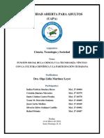 FUNCIÓN SOCIAL DE LA CIENCIA Y LA TECNOLOGIA, ensayo final 2.docx