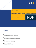 2016 Day 1 Session 04 Sustained Growth Amidst Global Challenges by FOcampo