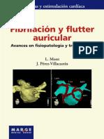 Fibrilacion y Flutter Auricular Avances en Fisiopatologia y Tratamiento.pdf