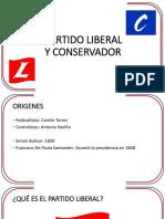 Partido Liberal y Conservador