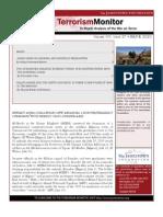 The Jamestown Foundation Terrorism Monitor Volume VIII Issue 27
