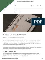 Guia Do Usuário Do ESP8266_ Conceitos Básicos - FilipeFlop