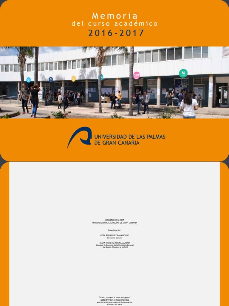 memoria 2017.pdf | Academia | Ciencia
