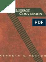 Energy Conversion  Kenneth C. Weston  SECOND EDITION_2000.pdf