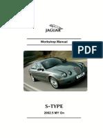 S Type 2002.5 2008 FSM Workshop
